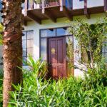 The Casa Lobo Bungalows La Torre 1 Accommodation is located in San Pedro la Laguna at the Lake Atitlán in Guatemala.