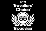 Travellers Choice 2021 - Casa Lobo Bungalows